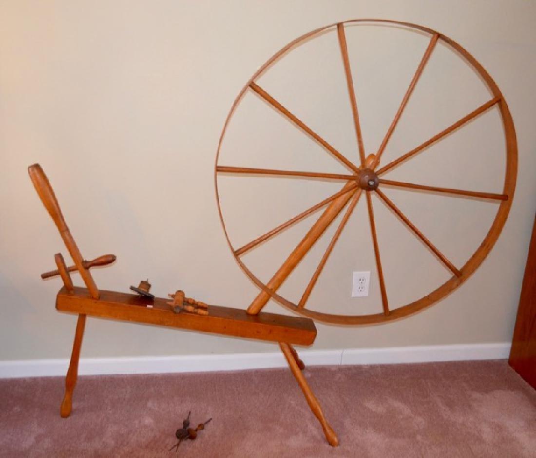 Spinning Wheel - 2