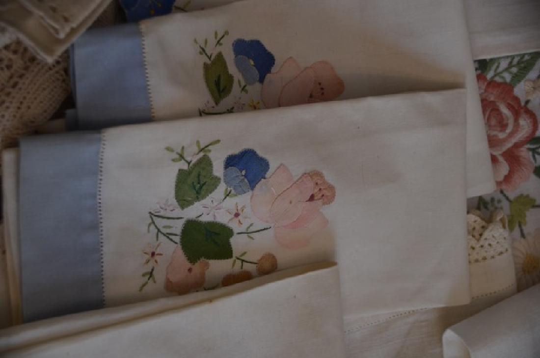 Dealers Lot of Vintage Textiles - 6