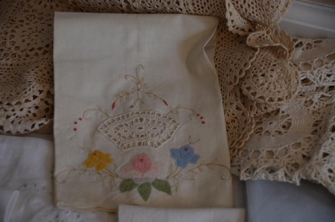 Dealers Lot of Vintage Textiles - 8