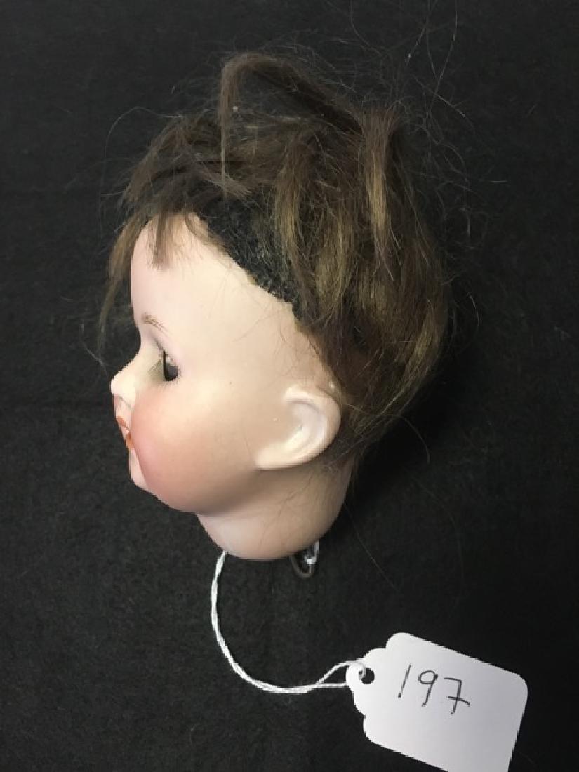 German Porcelain Doll Head - 2