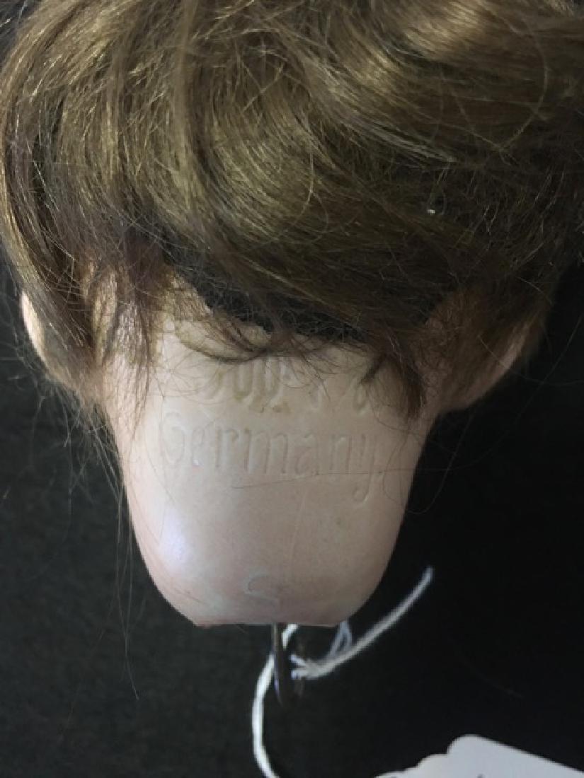 German Porcelain Doll Head - 3