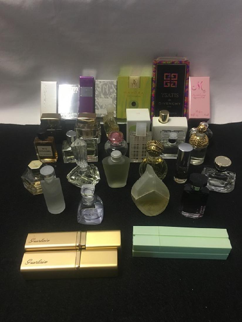 Designer Perfume Miniatures (30)