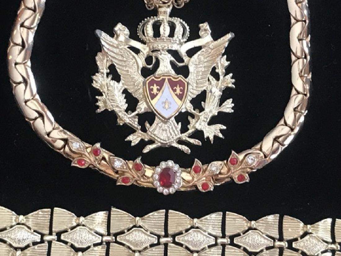 Coro Jewelry Lot (3) - 2