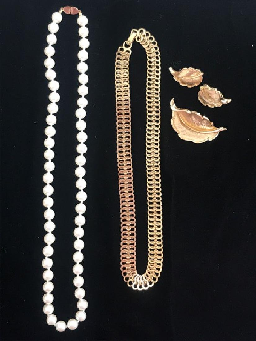 Monet Jewelry Lot