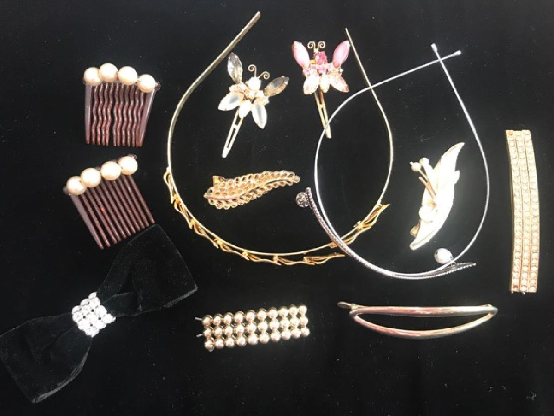 Ladies Hair Decorations and Accessories