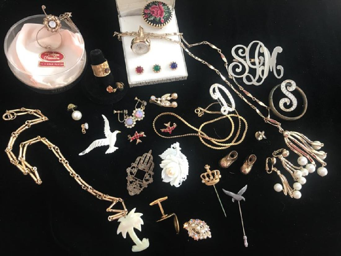 Estate Jewelry Miscellaneous Lot