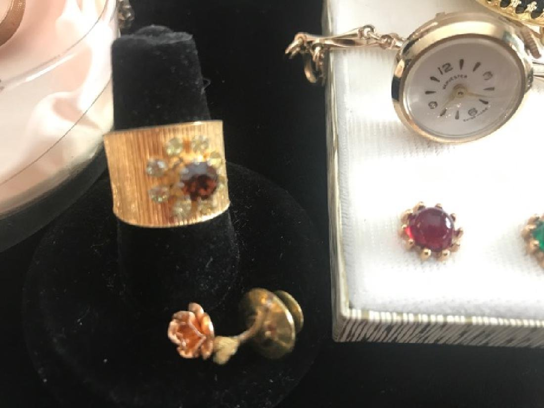 Estate Jewelry Miscellaneous Lot - 5
