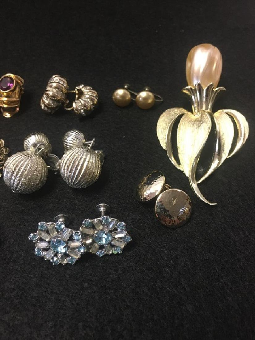 Estate Earring Lot - 3