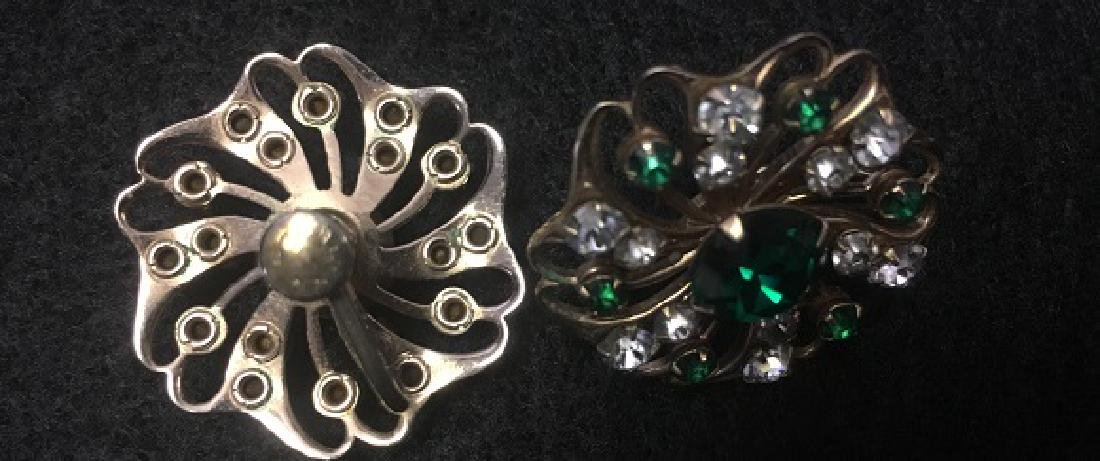 Estate Earring Lot - 6