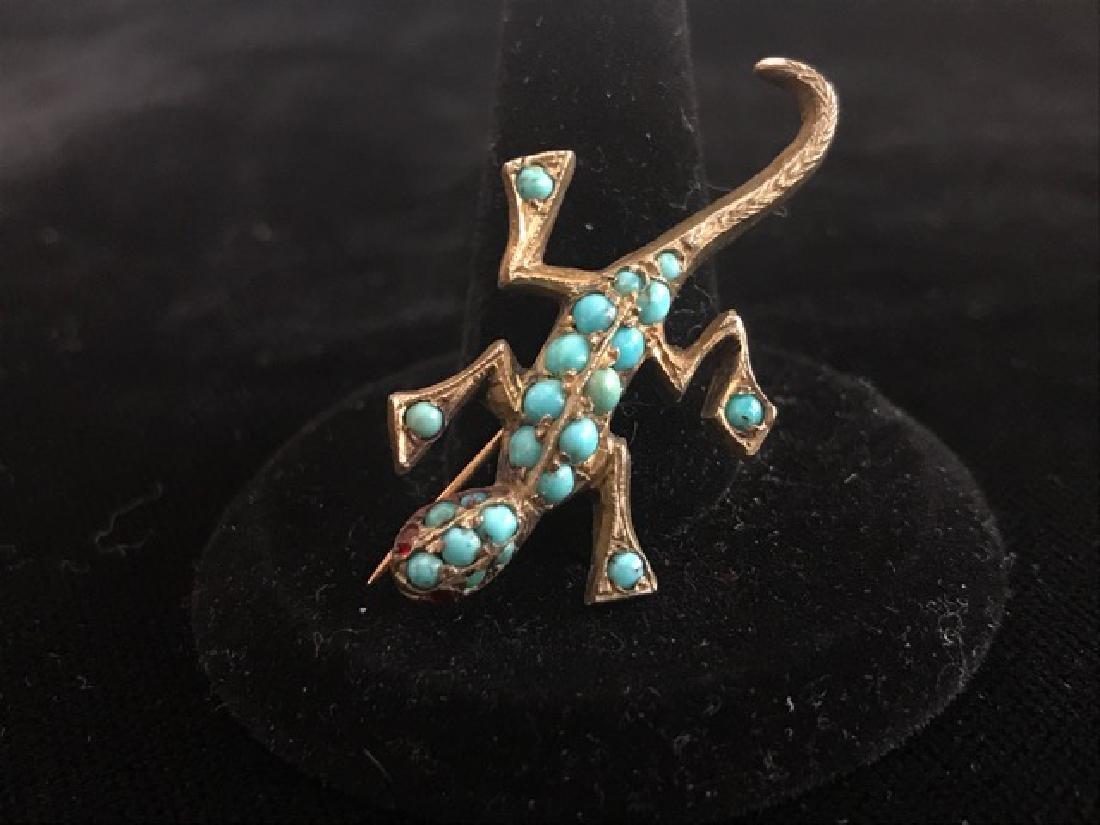 Vintage Jewelry Lot - Watch Fob - 3