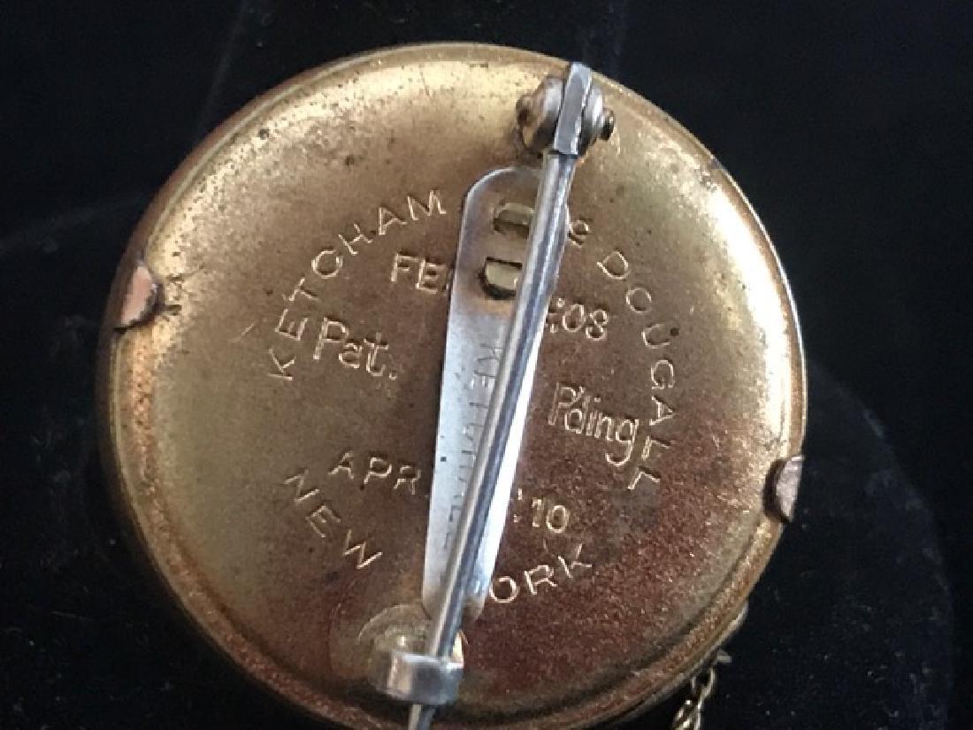 Vintage Jewelry Lot - Watch Fob - 7