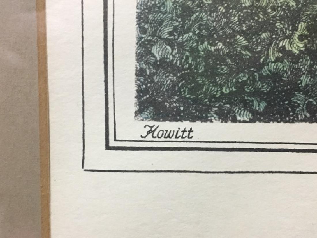 Hunting Print - Partridge Shooting by Howitt - 4