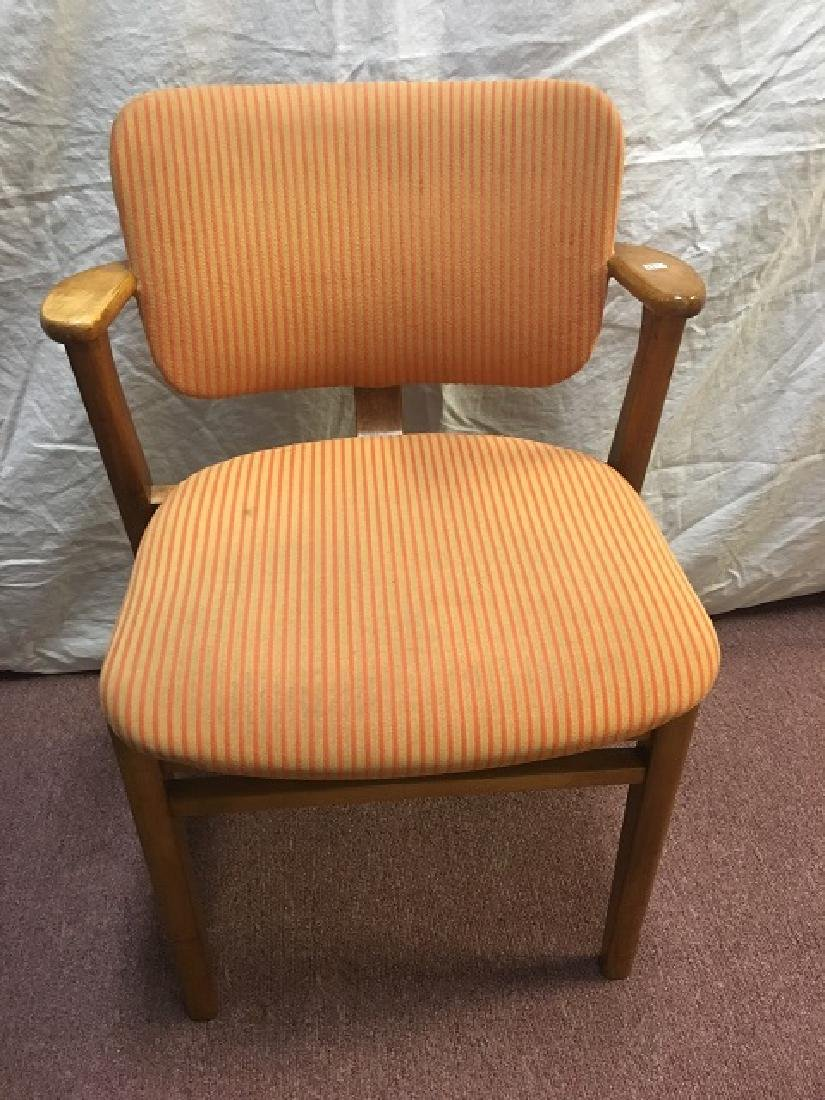 Mid-Century Wooden Arm Chair