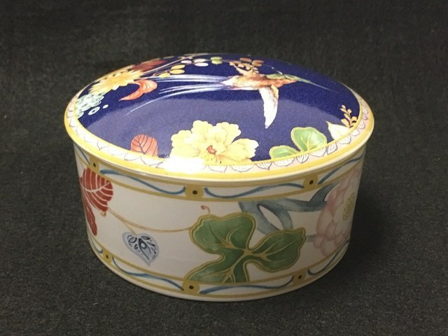 Portmerion and Spode Covered Boxes - 5