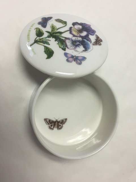 Portmerion and Spode Covered Boxes - 9