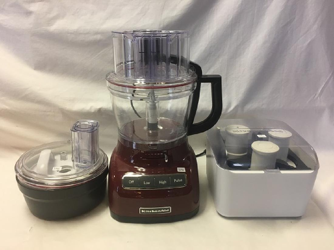 KitchenAid Food Processor & Accessories