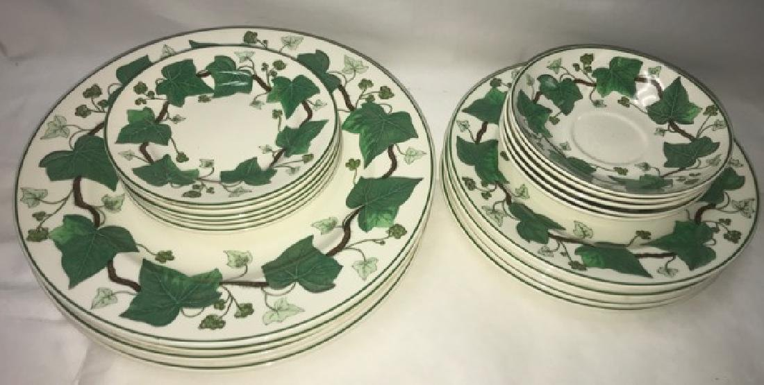 Wedgwood Napoleon Ivy China
