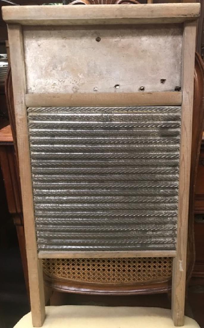 Vintage National Washboard - 3