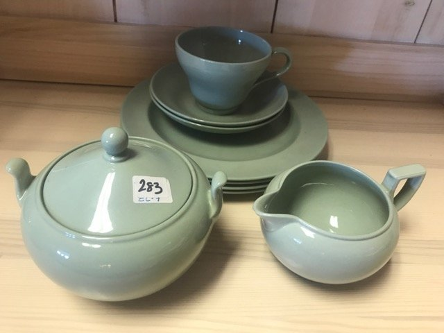 Partial Set Wedgwood Barlaston of Etruria Dishware