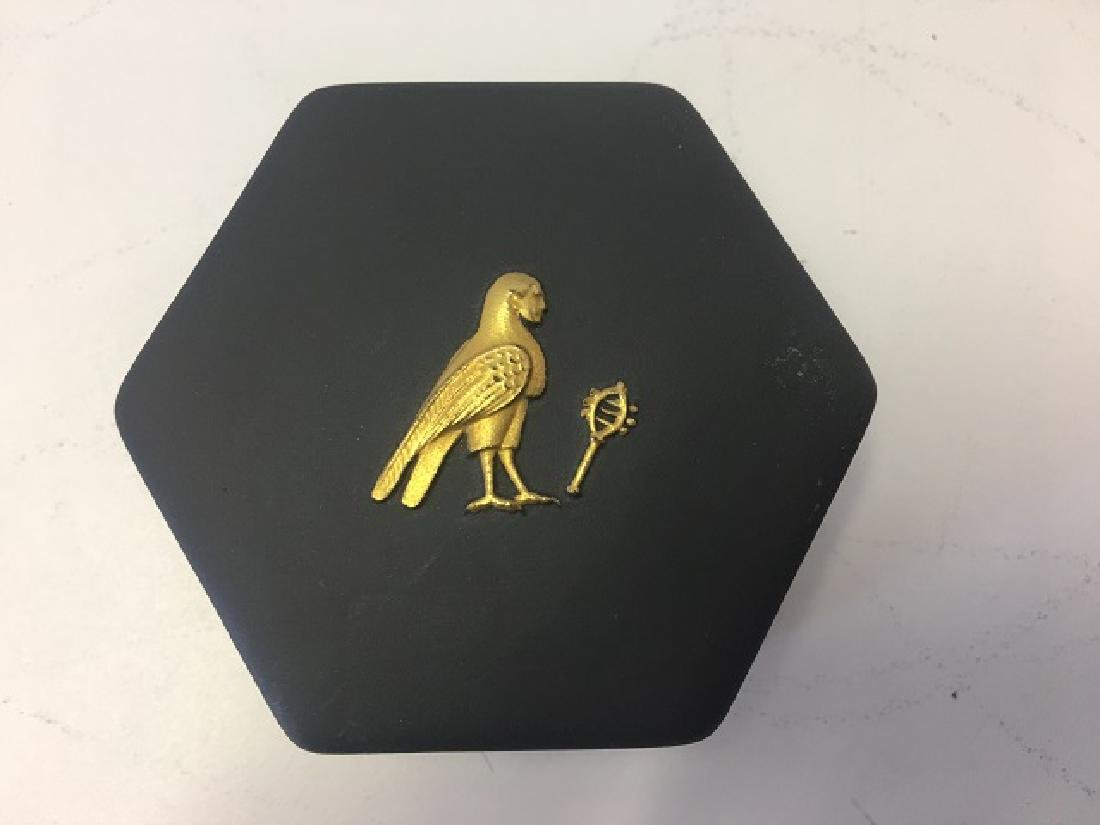 Black Wedgwood Box - 2
