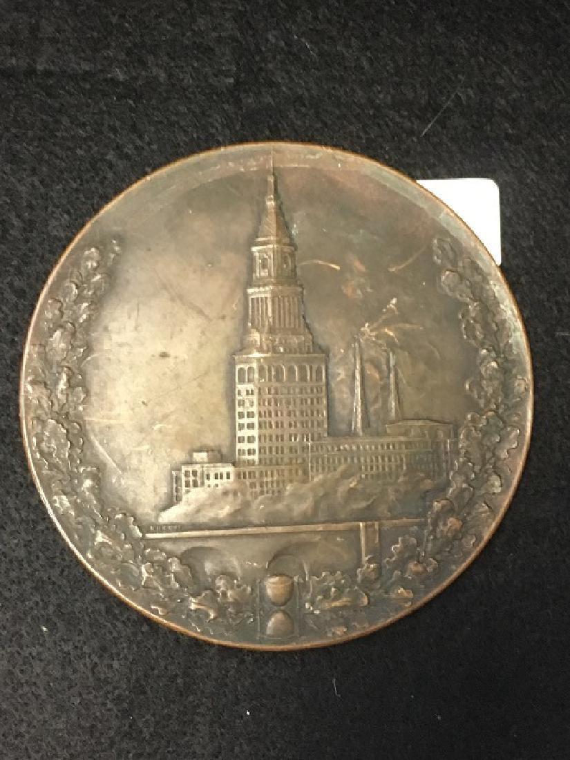 Travelers Insurance Anniversary Coin - 2