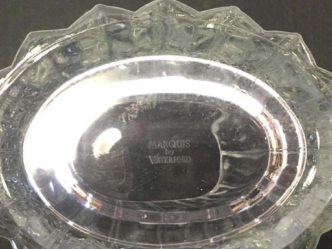 Pair of Waterford Marquis Vases - 3