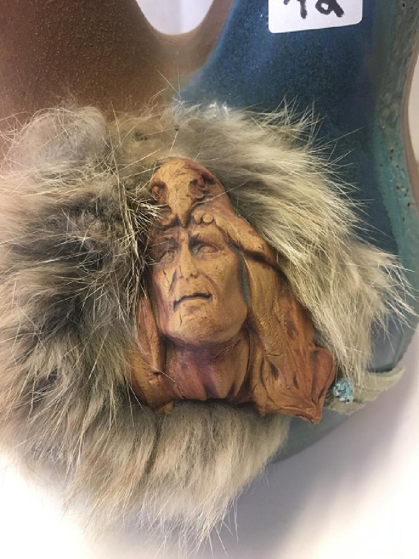 Native American Water Jug - 3