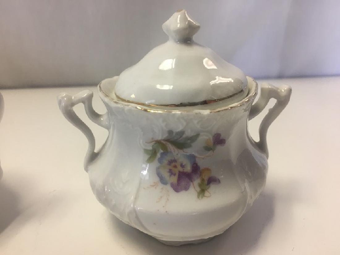 Victorian Child's Tea Set - 3