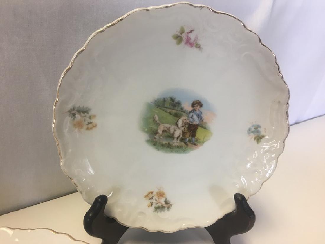 Victorian Child's Tea Set - 6