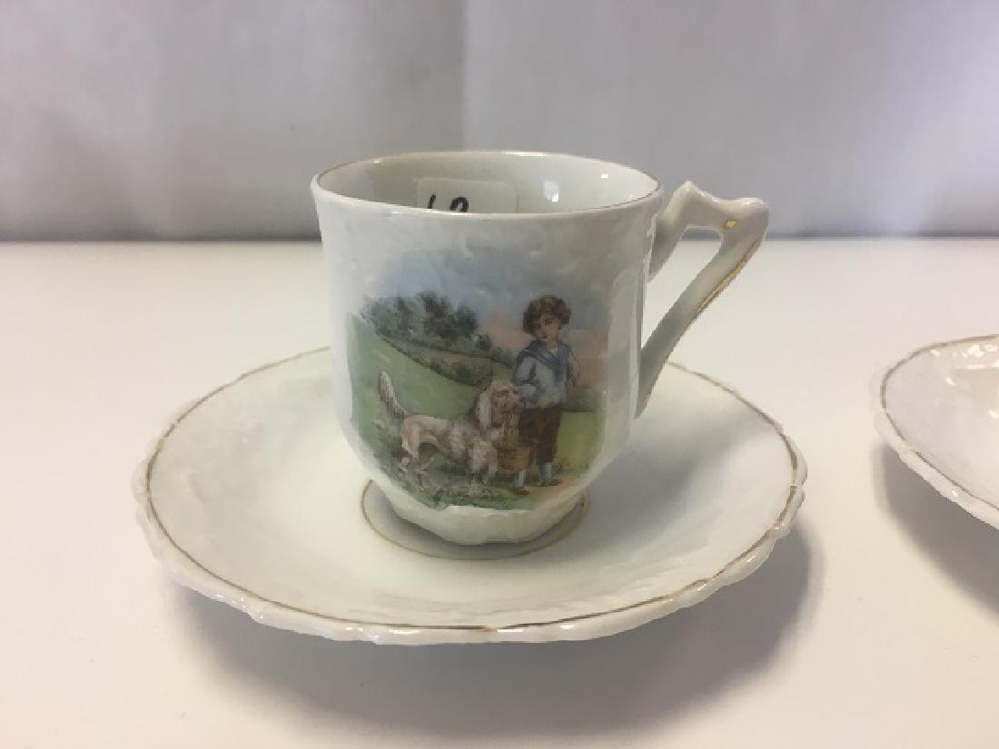 Victorian Child's Tea Set - 7