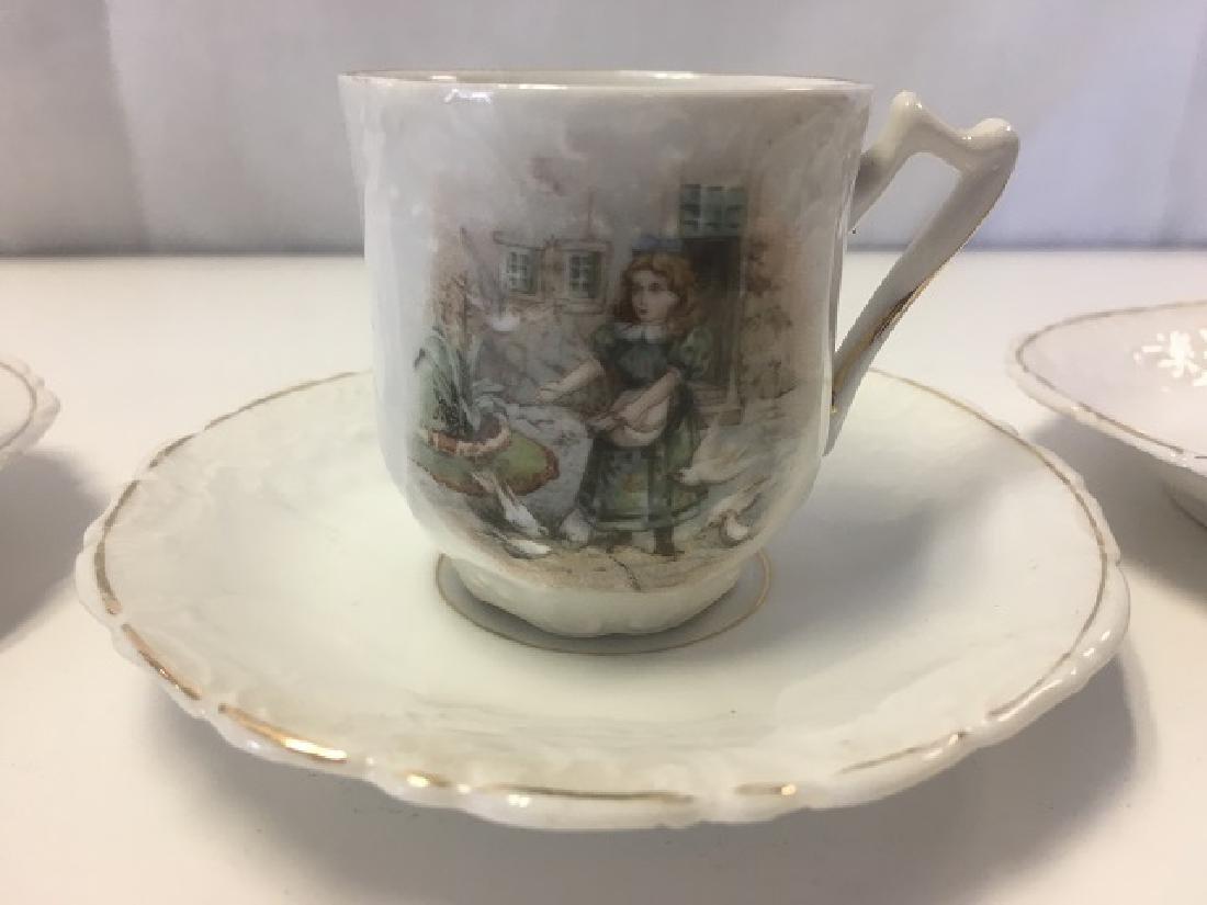 Victorian Child's Tea Set - 8