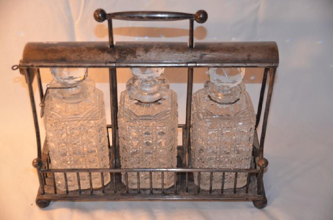 Liquor Decanter Caddy - 3
