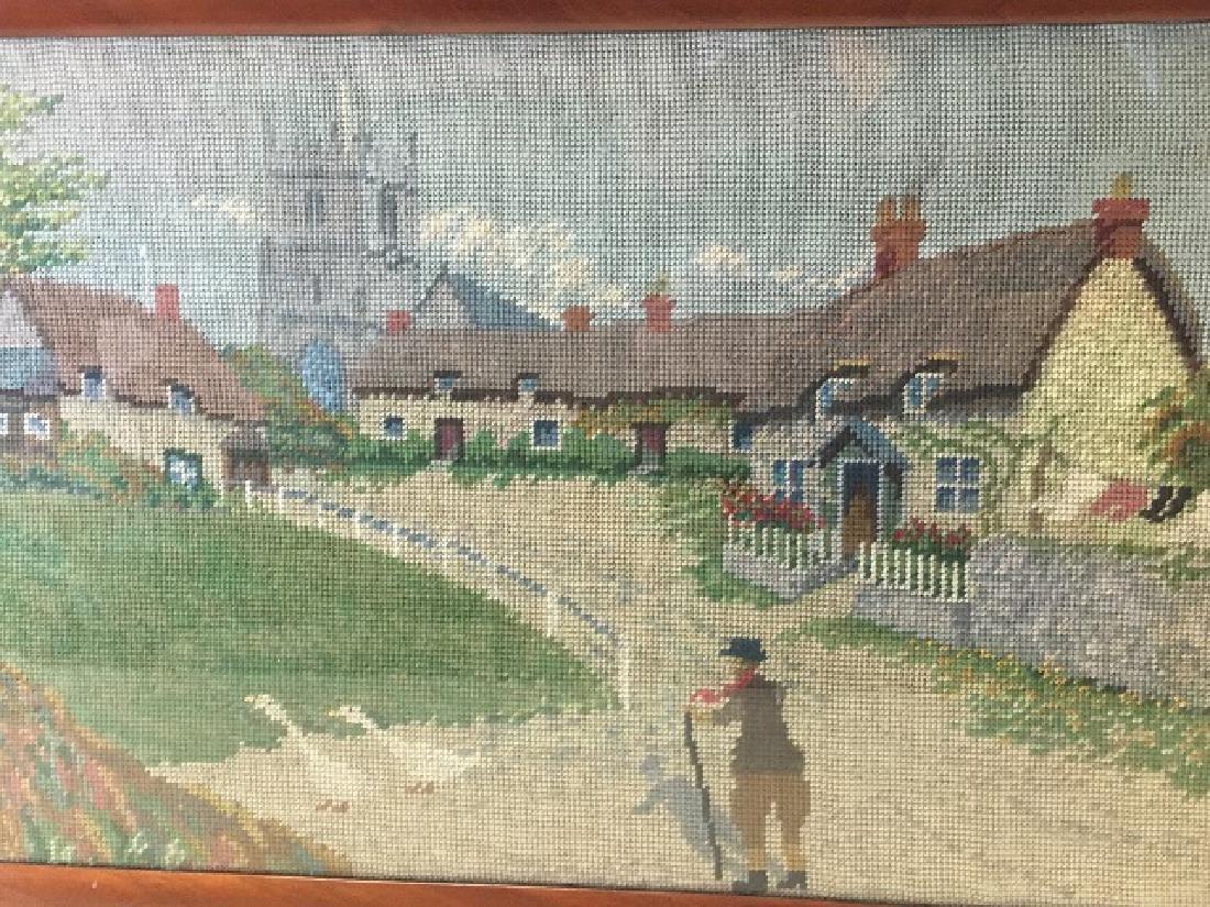 Needlework of Godshell on Isle of Wight - 2