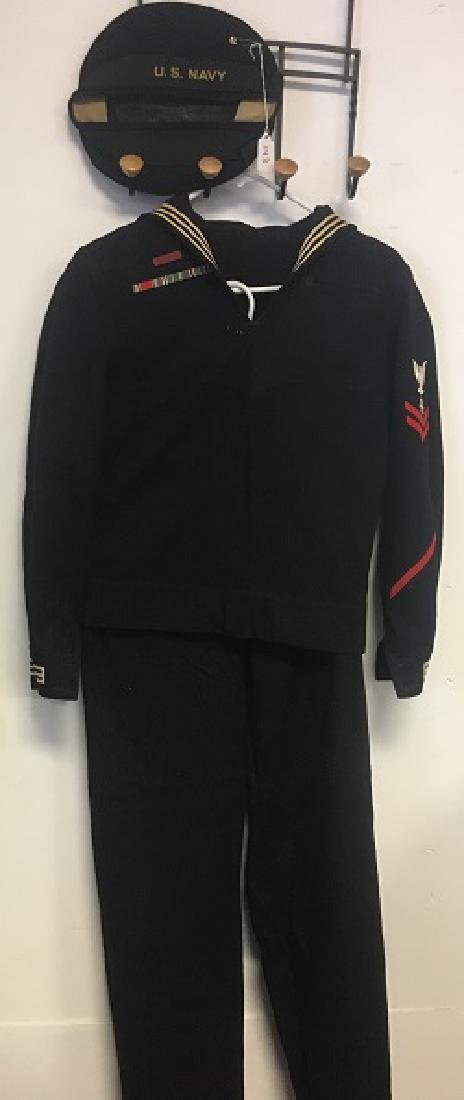 WWII Wool Navy Uniform