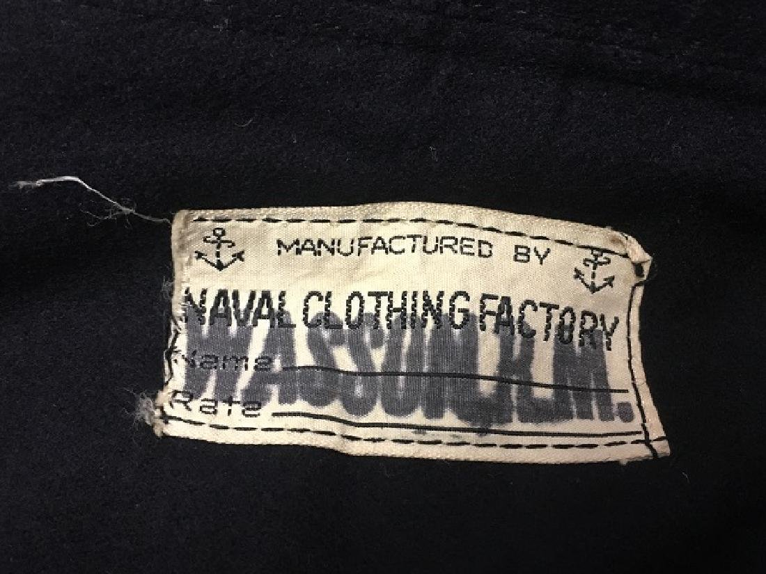 WWII Wool Navy Uniforms - 5