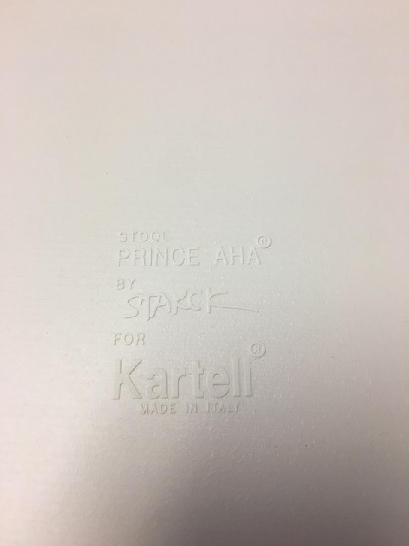 Prince Aha Stool by Starck for Kartell - 5