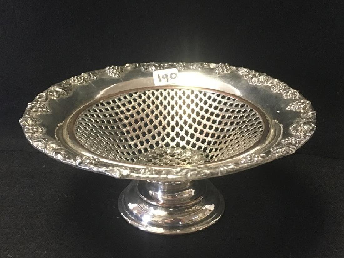 Sheffield Silver Plated Compote - 2
