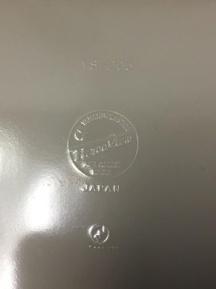 Yamato Plastics Three-Line Melamine Japanese Bento - 2