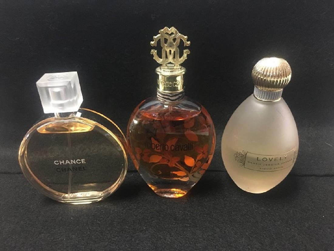 Lot of Designer Perfumes inc. Chanel, Gucci, Jacobs - 4