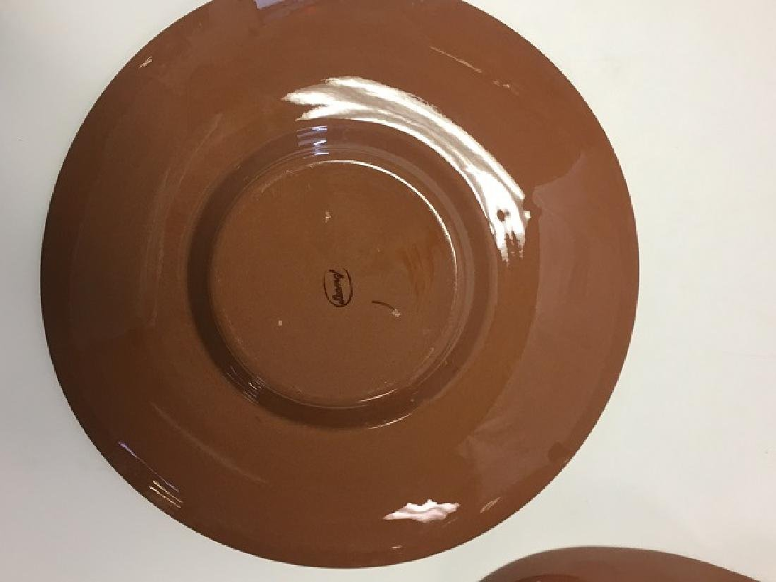 Stangl Tray and Sectioned Bowl - 5