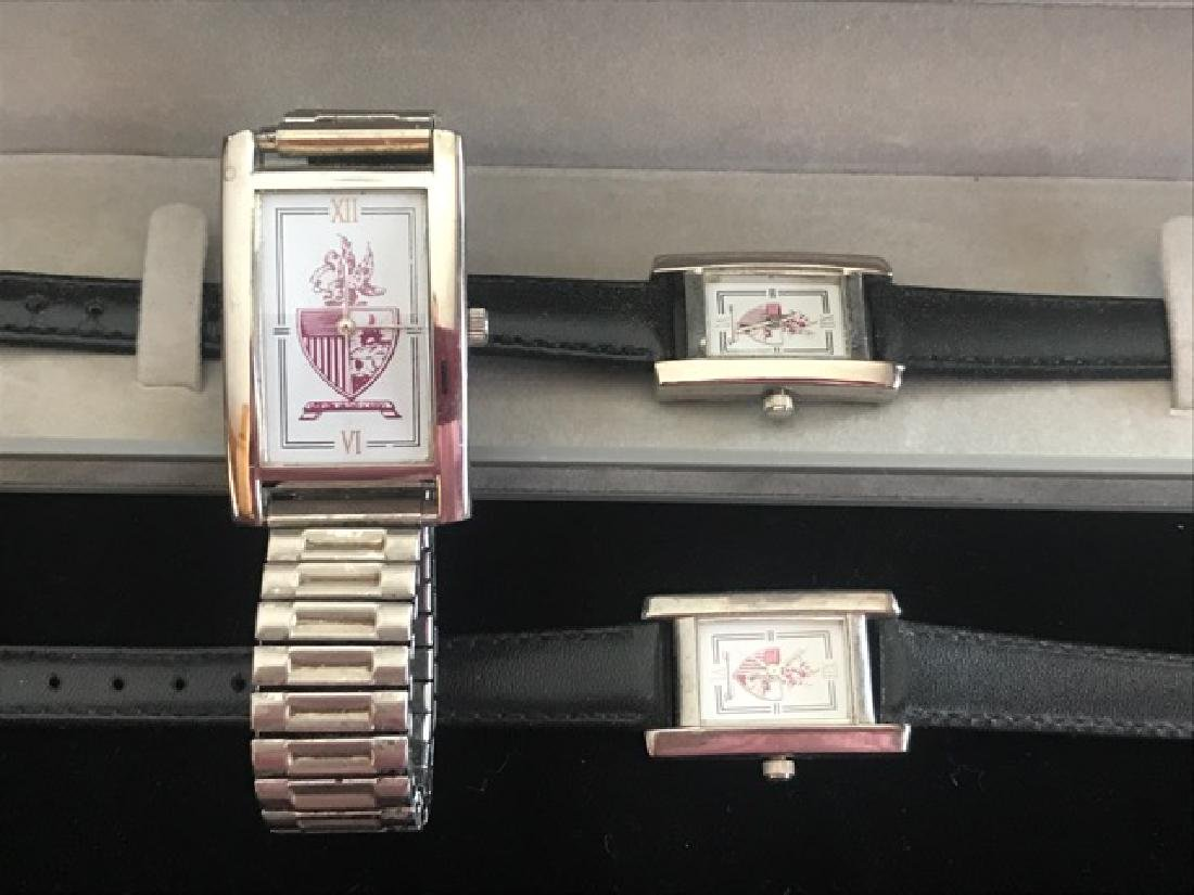 Three Vintage NYMA Watches
