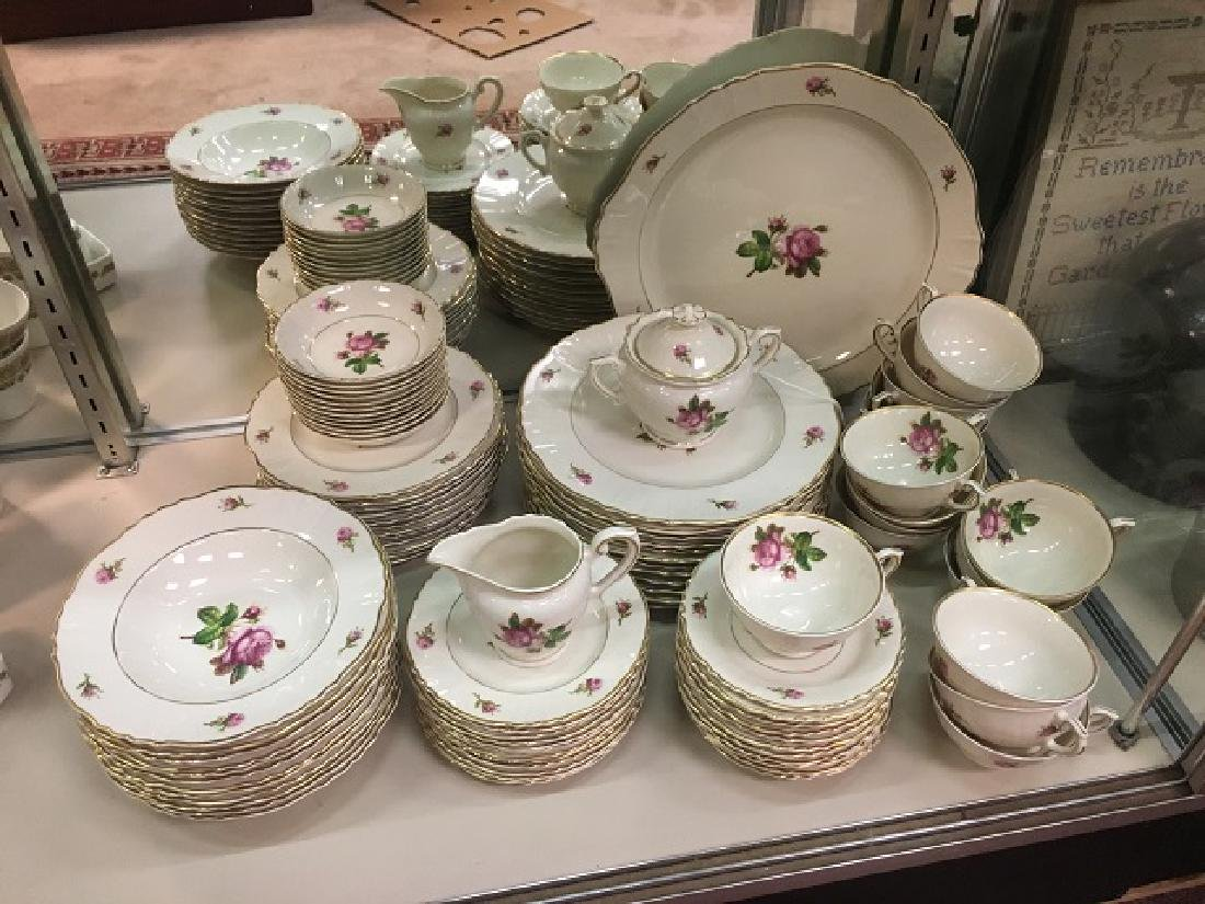 Syracuse Federal China Service for 12