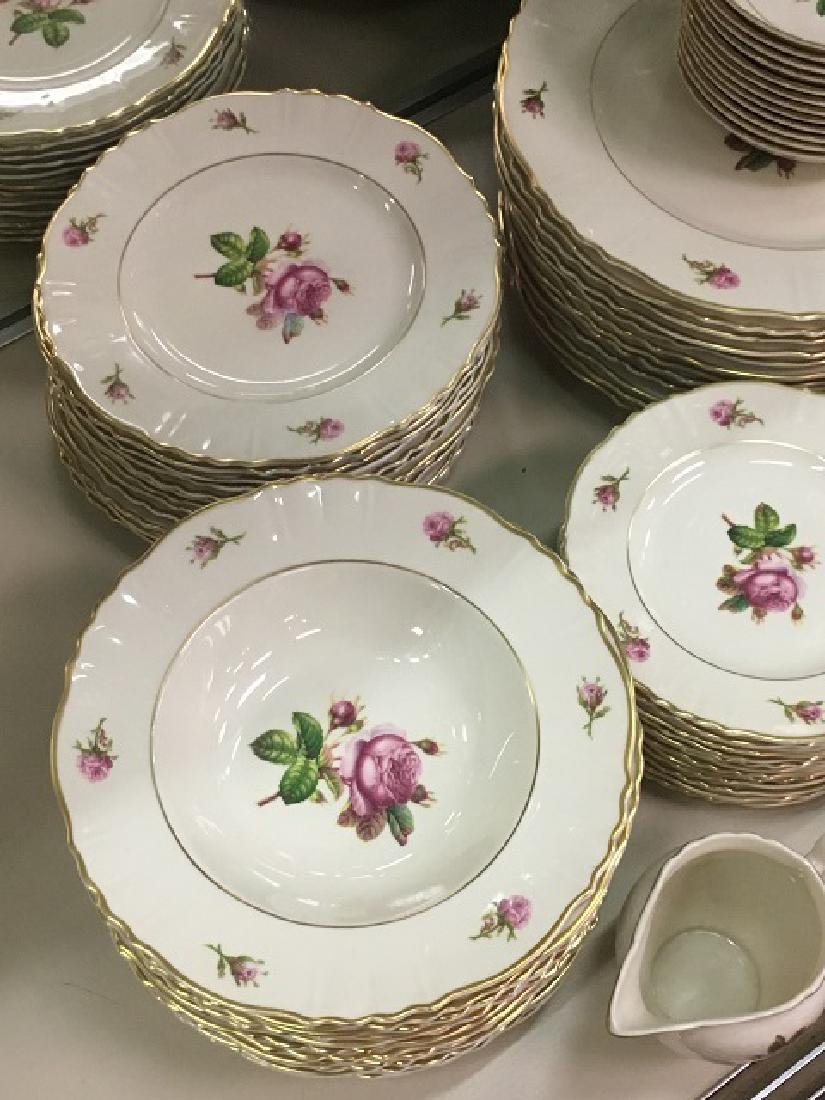Syracuse Federal China Service for 12 - 4