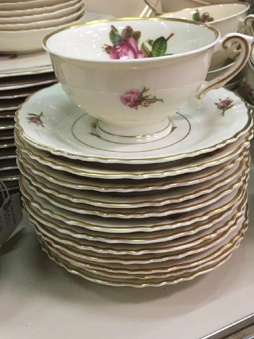 Syracuse Federal China Service for 12 - 6