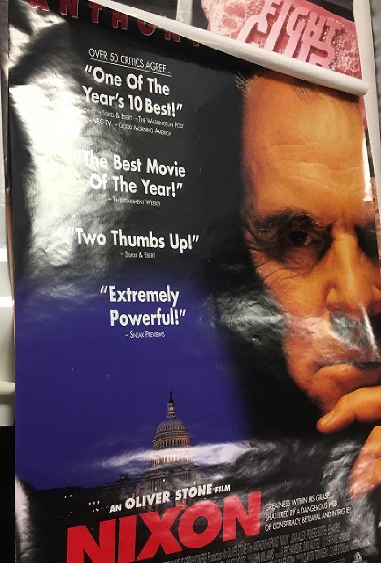 Four 1990's One Sheet Movie Posters - 2