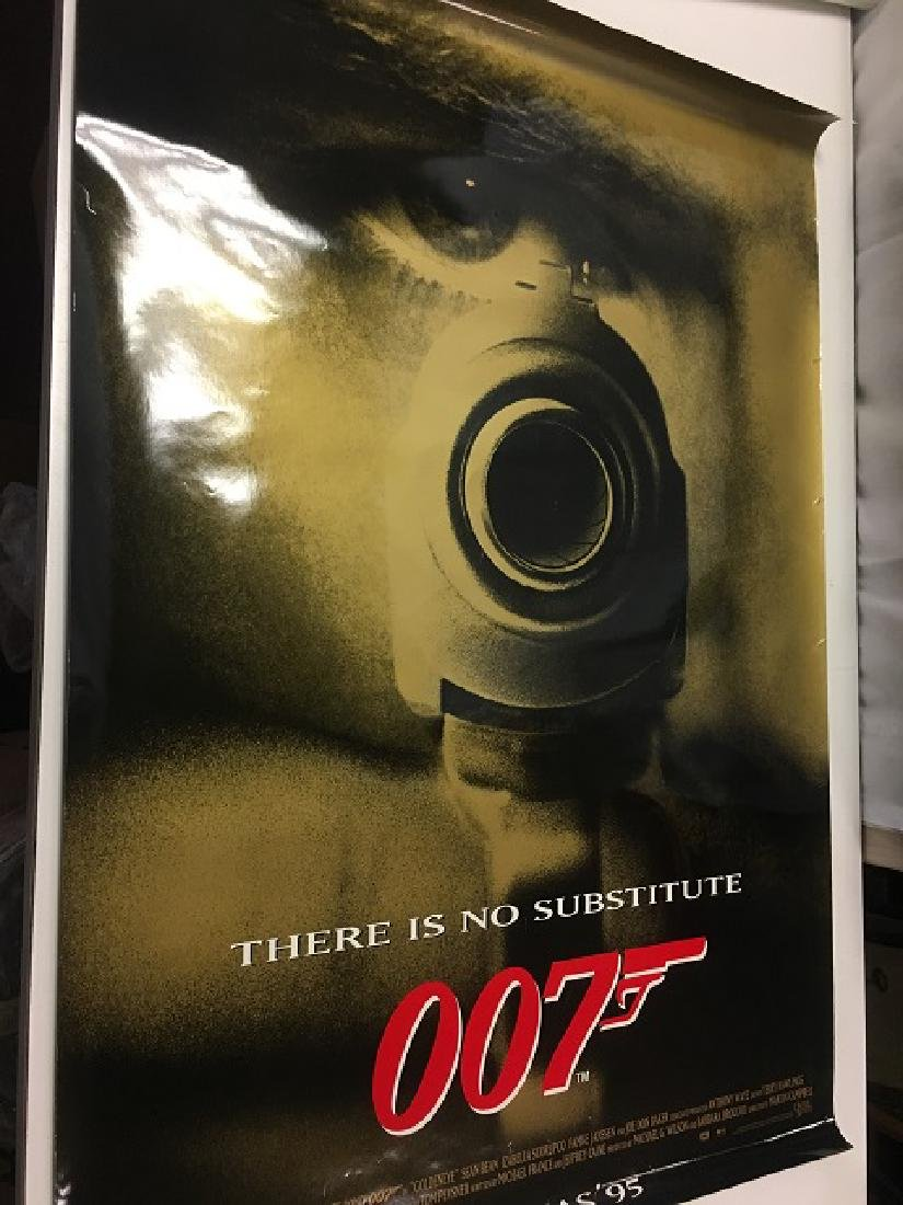 Four 1990's One Sheet Movie Posters - 5