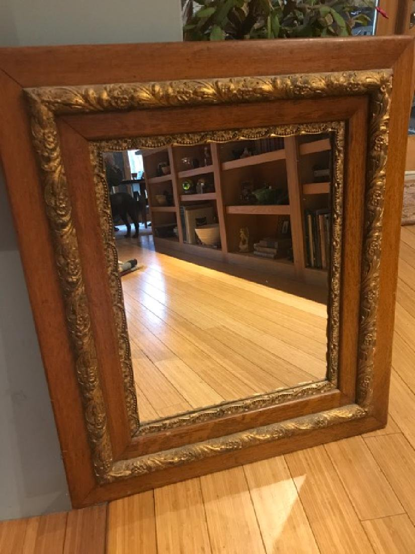 Vintage Sandalwood Frame