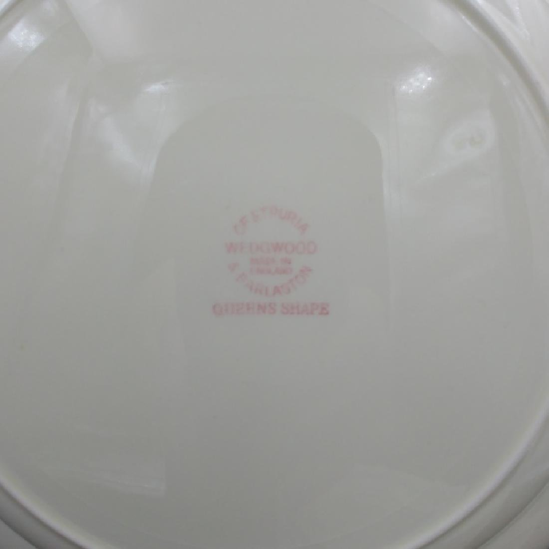 Wedgwood Queens Shape Plates (24) - 2