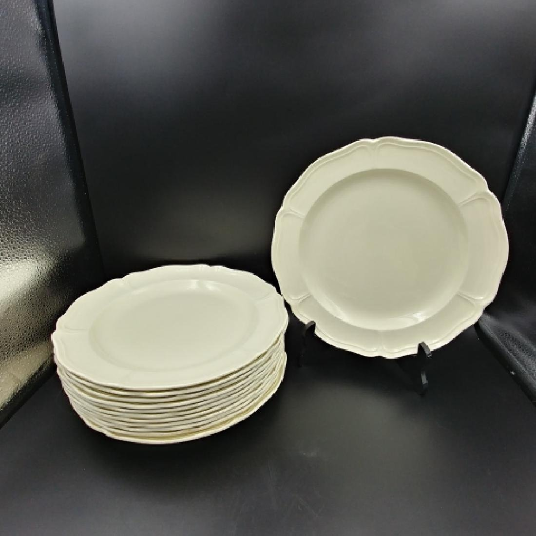 Wedgwood Queens Shape Plates (24) - 3