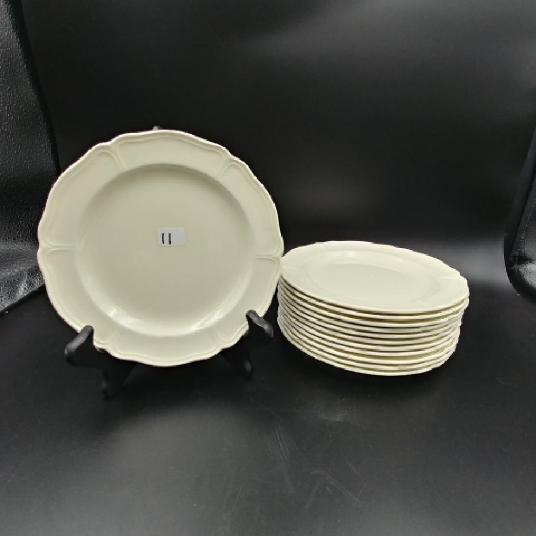 Wedgwood Queens Shape Plates (24) - 4